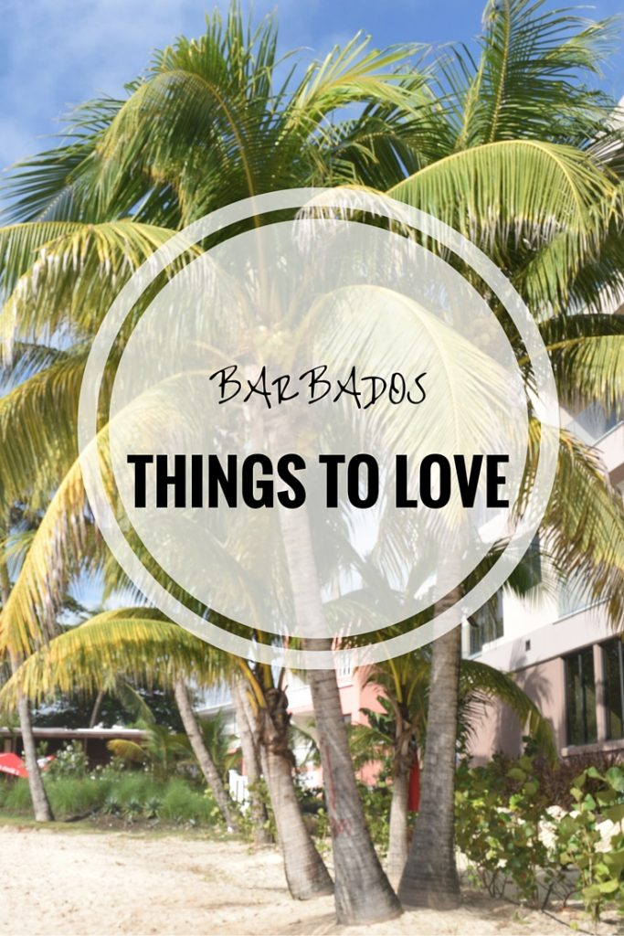 Vacationing in Barbados was pure bliss. Here are four reasons why I love Barbados.