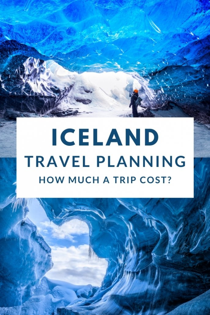 Iceland travel cost detailed breakdown.