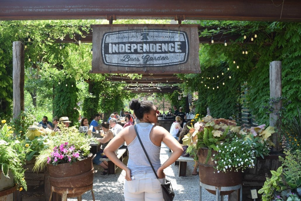 Things to Do in Philadelphia - Independence Beer Garden