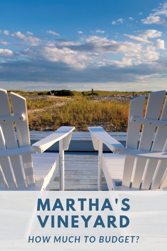 Is Martha's Vineyard Expensive? Martha's Vineyard Vacation Costs.