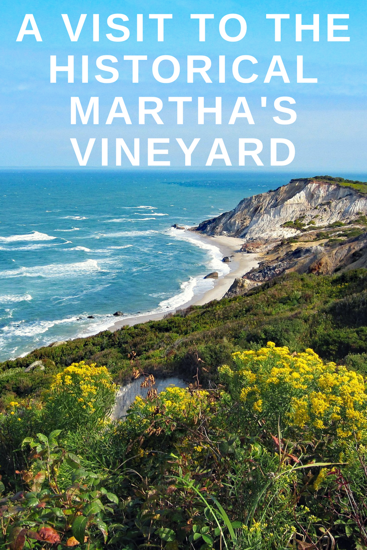 7 Free Things to Do in Martha's Vineyard, Cape Cod, Massachusetts. Including lots of historic sites in Oaks Bluff and Edgardtown Historic District.