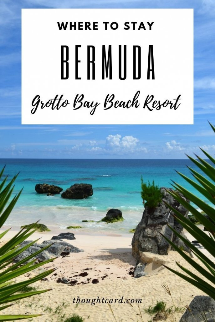 Where to stay in Bermuda? Grotto Bay Beach Resort the only all inclusive resort in Bermuda.