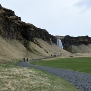 Iceland South Coast Waterfalls and Glaciers
