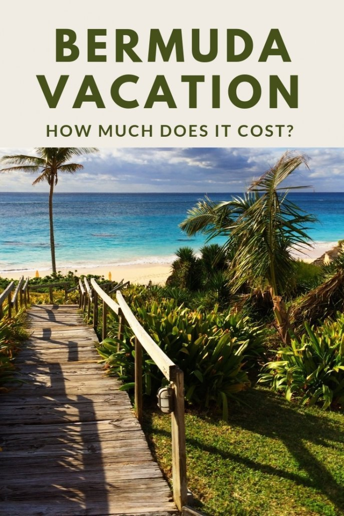 How much does a Bermuda vacation cost?