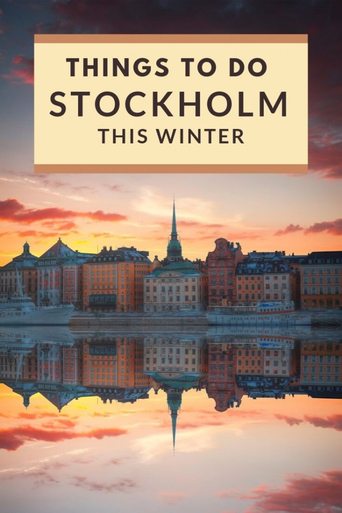 Best things to do in Stockholm this weekend.