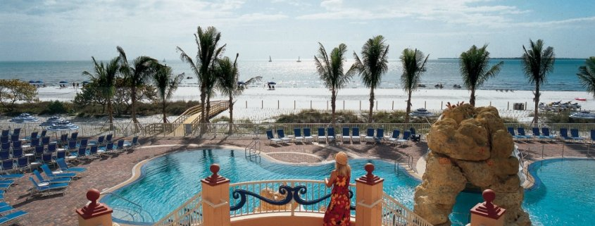Pink Shell Beach Resort & Marina Affordable Destination Wedding Fort Myers Florida