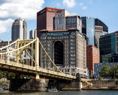 Historic Pittsburgh Inclines To Visit