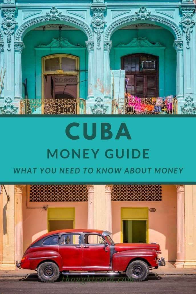 Things to know about money when traveling to Cuba.