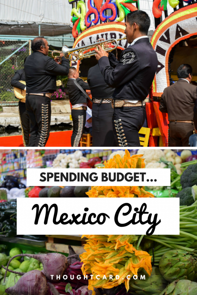 How much does a trip to Mexico City cost? Budget your trip with this detailed spending breakdown.