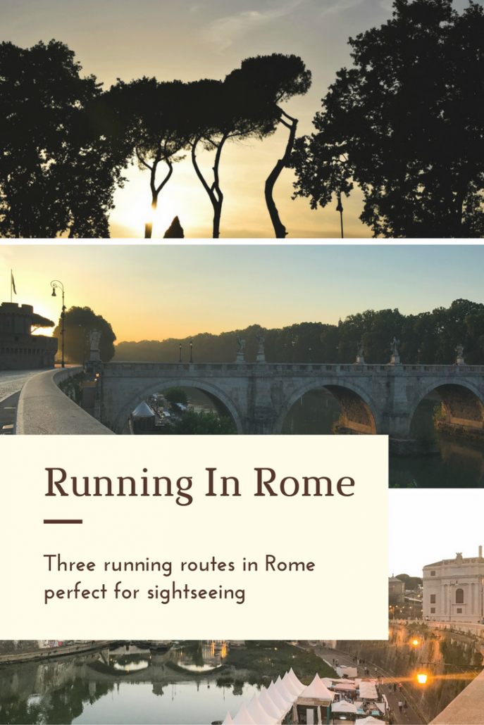 Running Routes in Rome Perfect For Sightseeing