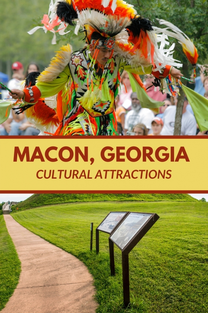 Cultural things to do in Macon, Georgia.