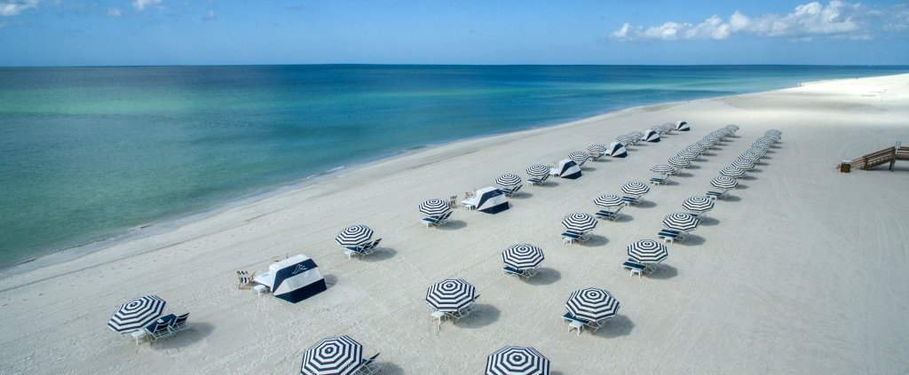 Adult Spring break at Resort at Longboat Key Club in Florida