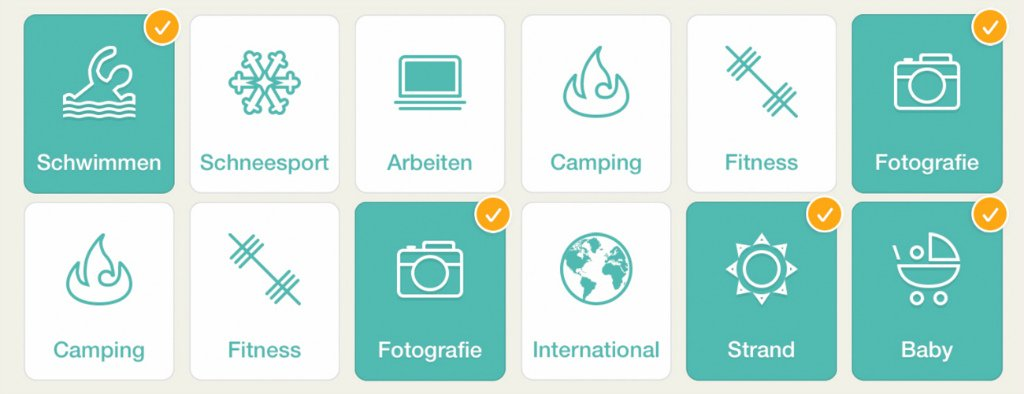 PackPoint Review is a travel list app that helps tracks pack for trips.