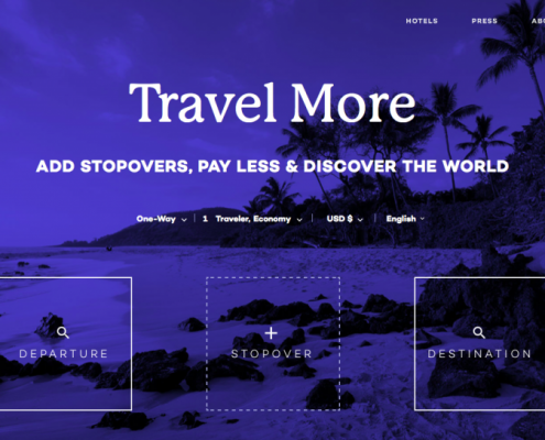 AirWander Review: Stopover Flight Search Engine
