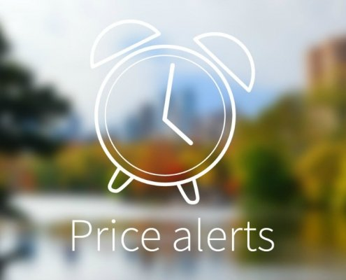 Skyscanner Price Alerts: How to set price alerts with Skyscanner