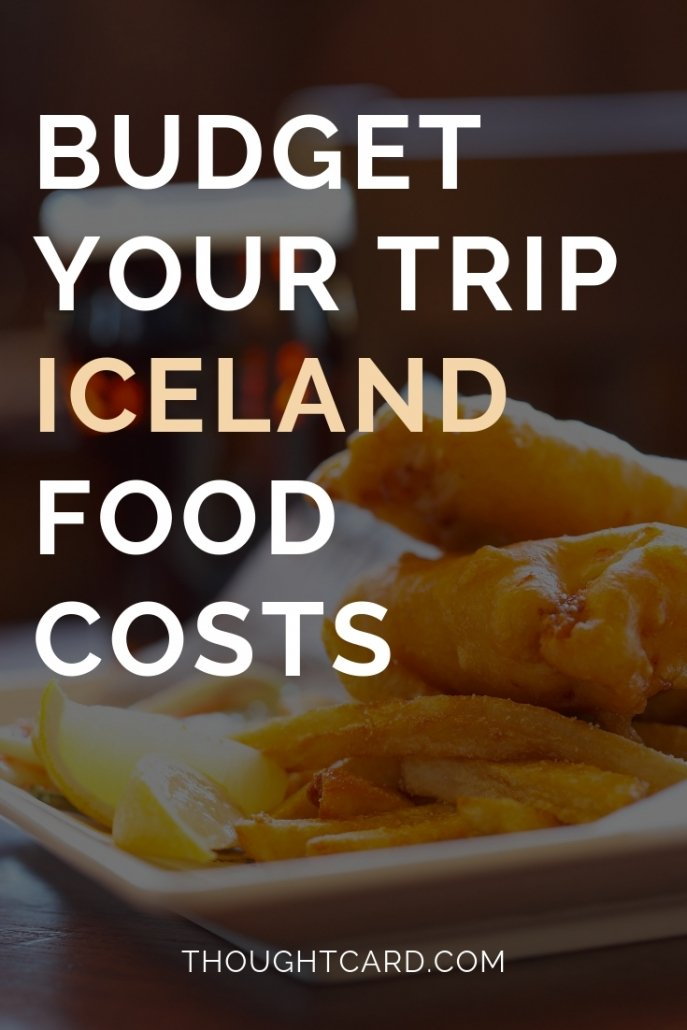 Iceland on a budget: How much does food cost in Iceland?