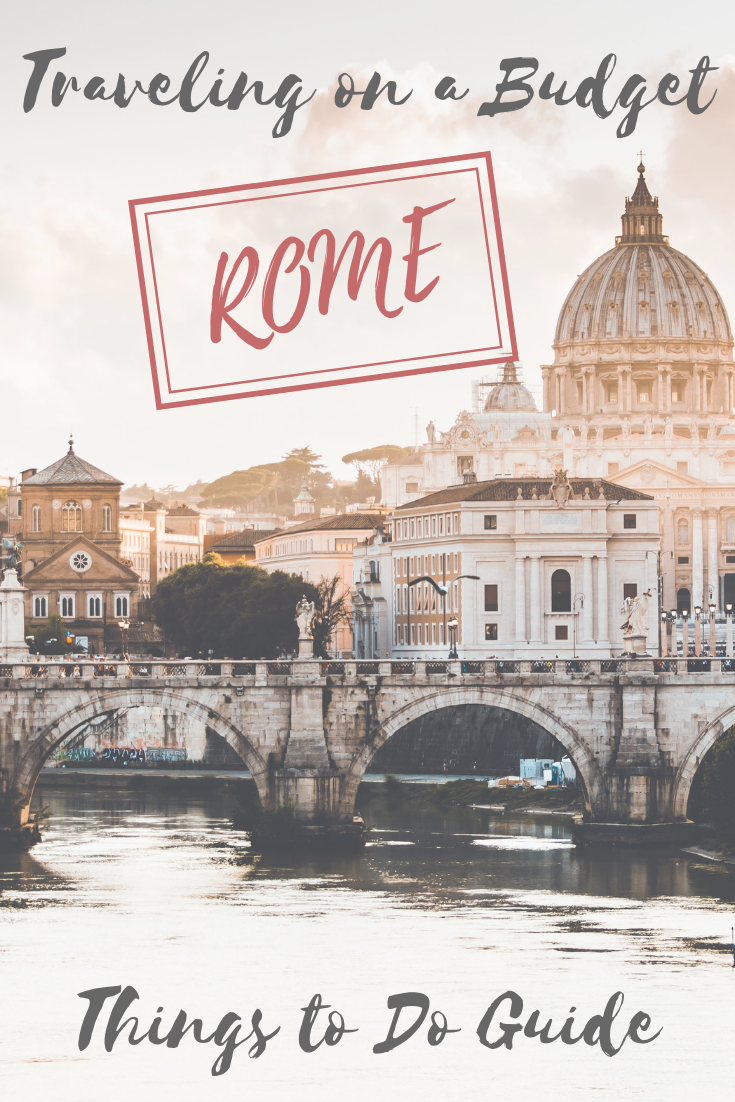 Visiting Rome on a budget? Discover 9 free things to do in Rome with these budget tips for traveling to Rome, Italy. There are plenty of fun and free things to do in Rome without spending any money.