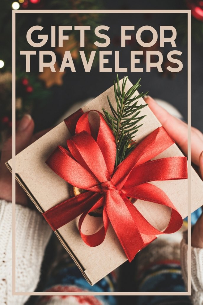 The best gifts for travelers.