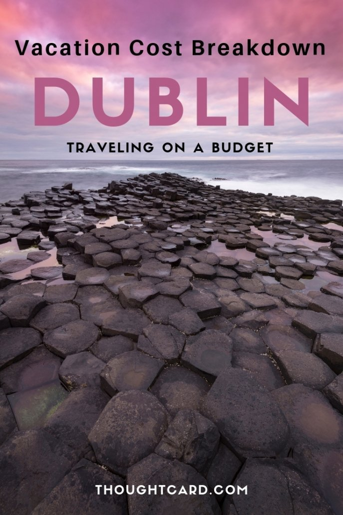 How much does a trip to Dublin cost?