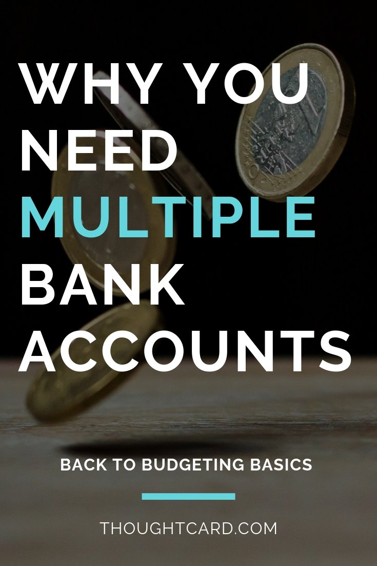 Find yourself overspending? Want to stop commingling your funds? While many people have one checking account and one savings account, here are the reasons why you should consider having multiple bank accounts to better manage your finances.