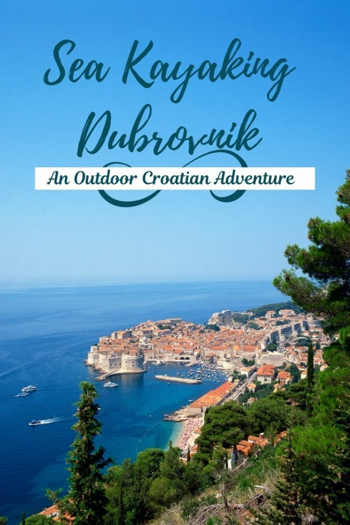 The best sea kayaking tours in Dubrovnik