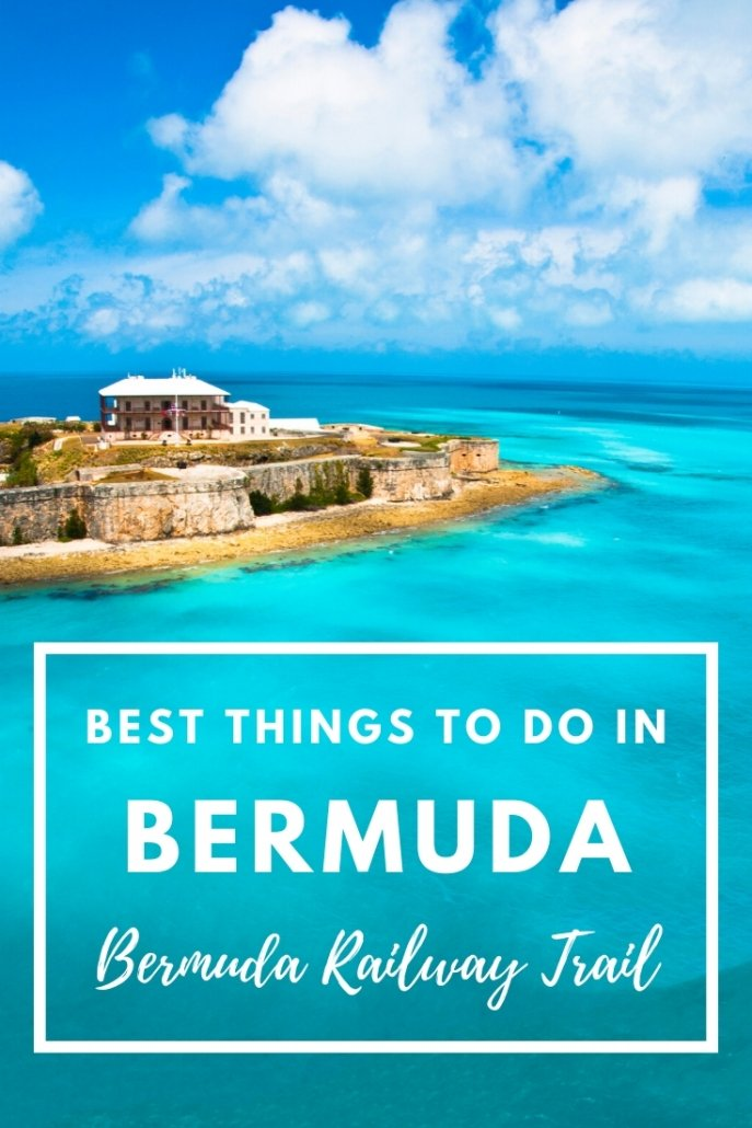 Best things to do in Bermuda: Bermuda Railway Trail.