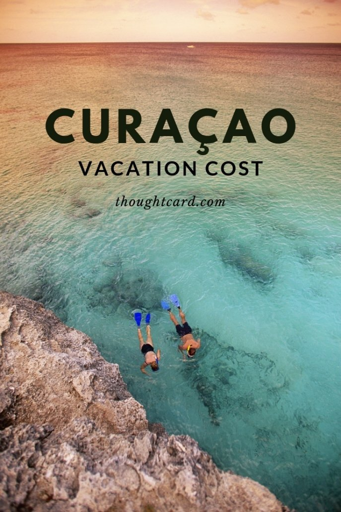 How much does it cost to vacation in Curaçao?