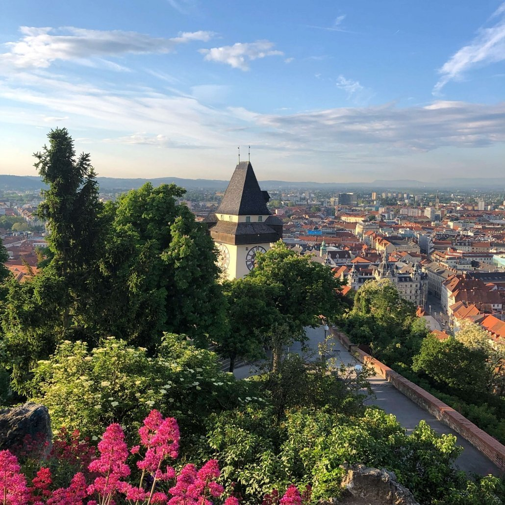 Free things to do in Graz.