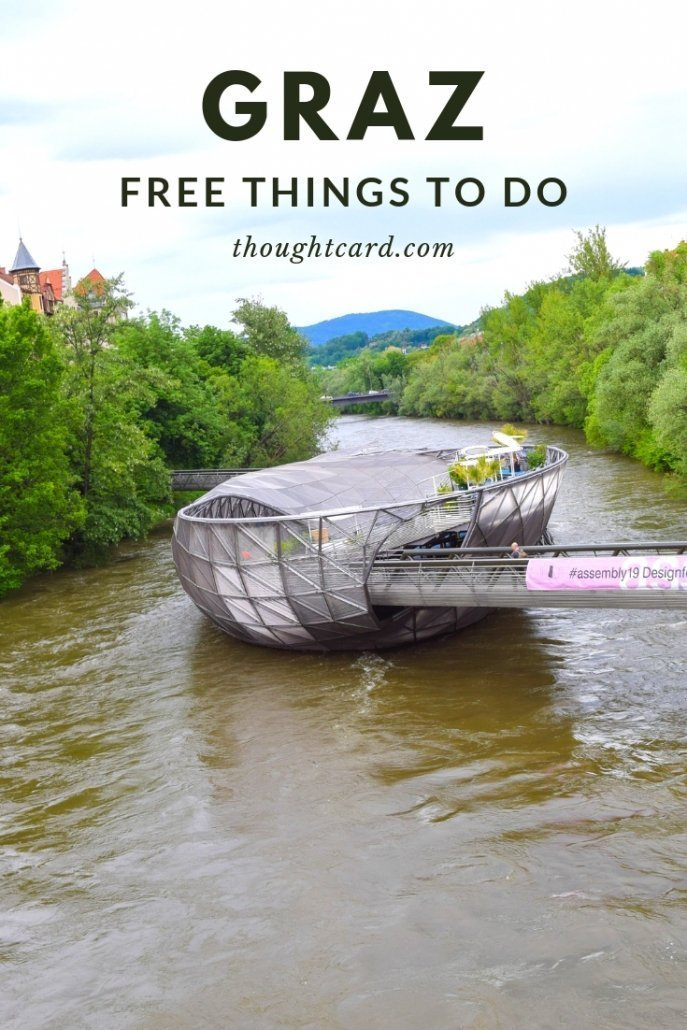 Free things to do in Graz Austria.