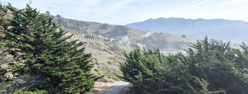 Beaches in Pacifica California