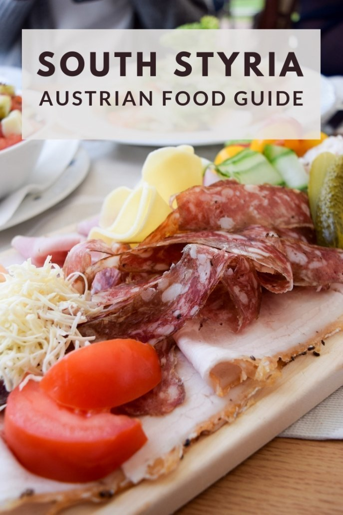 Best foods to eat in Austria.
