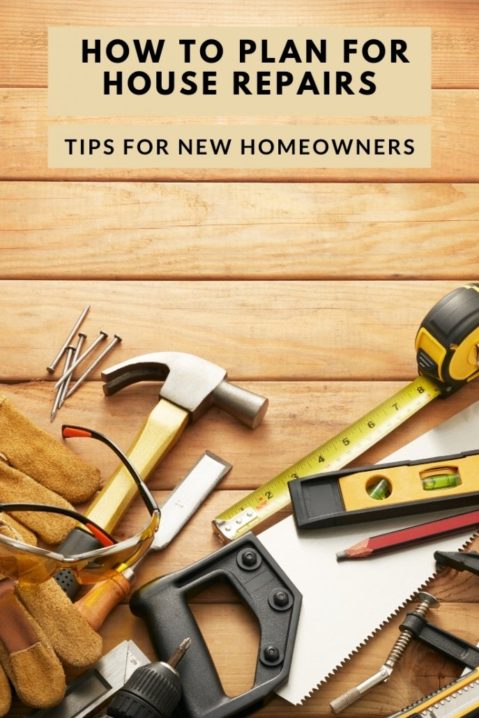 How to fund home repairs? How to save for house maintenance costs?