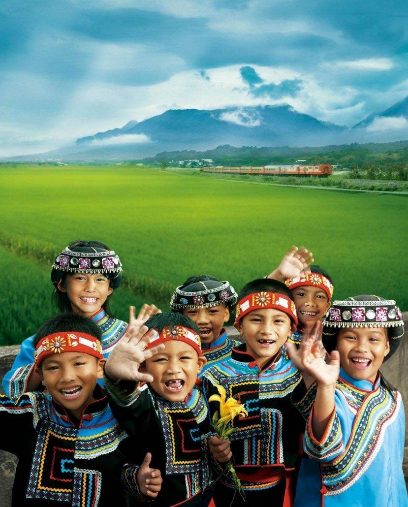 Visit Taiwan aboriginal tribes.