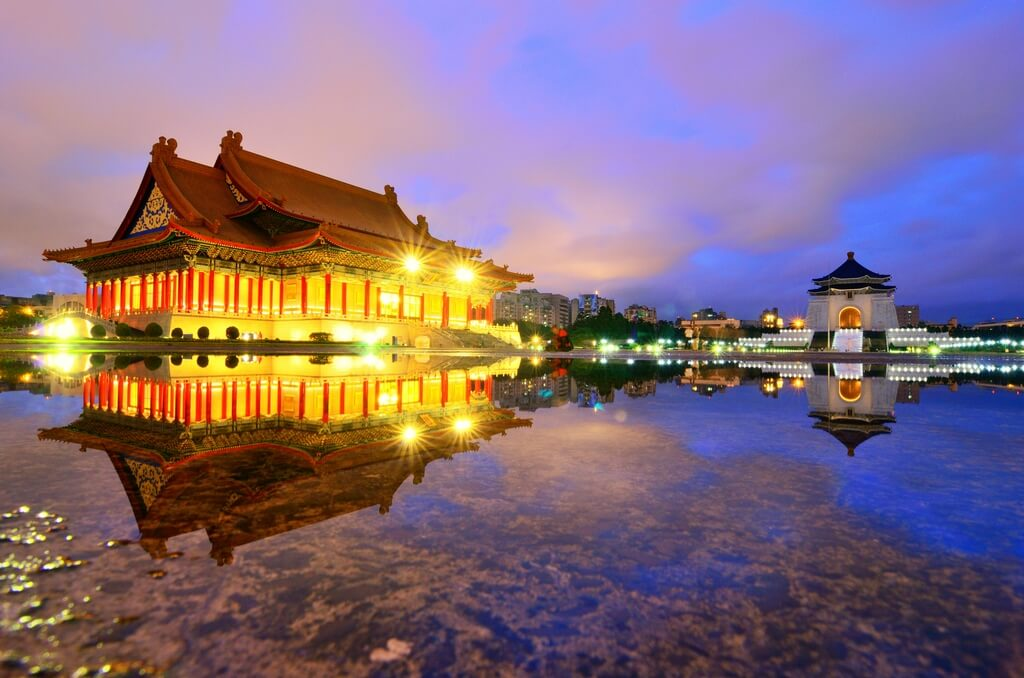Taiwan places to visit