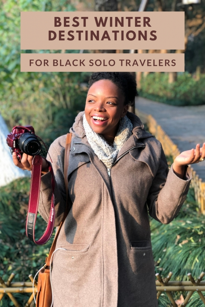 Best countries for black girls travel.