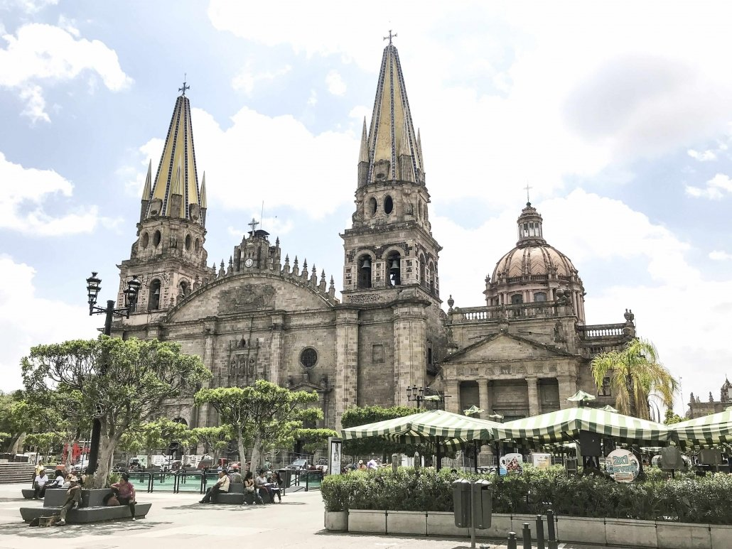 Why Guadalajara is great for female solo travelers.