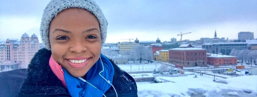 Winter trips for solo black women travel