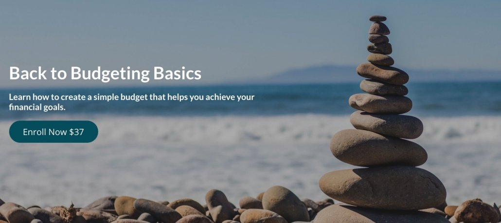 Back to Basics Budgeting Course by Danielle Desir of The Thought Card