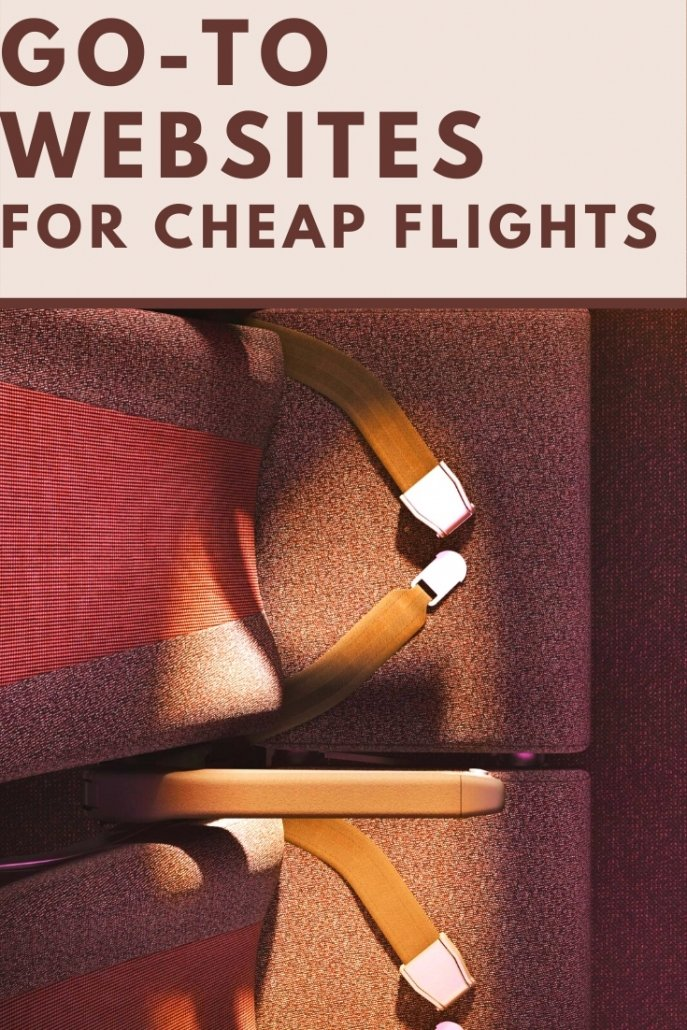 Best sites for cheap flights.