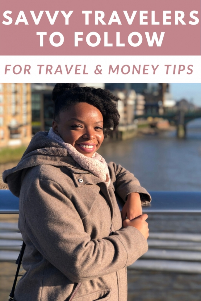 Top financially savvy travelers.
