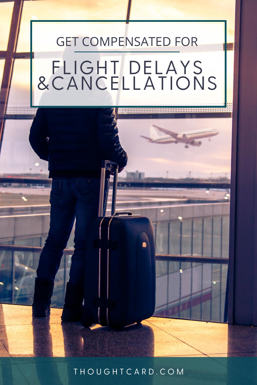 How flight cancellation refunds work.