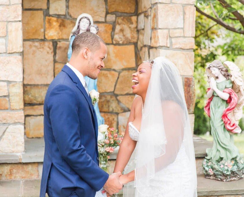 Tips for saving for a wedding.