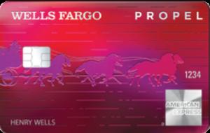 Wells Fargo Propel Credit Card
