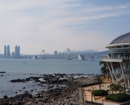 Sightseeing Busan in 2 days