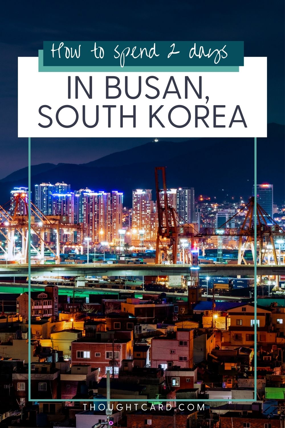 Things to do in Busan in 2 days